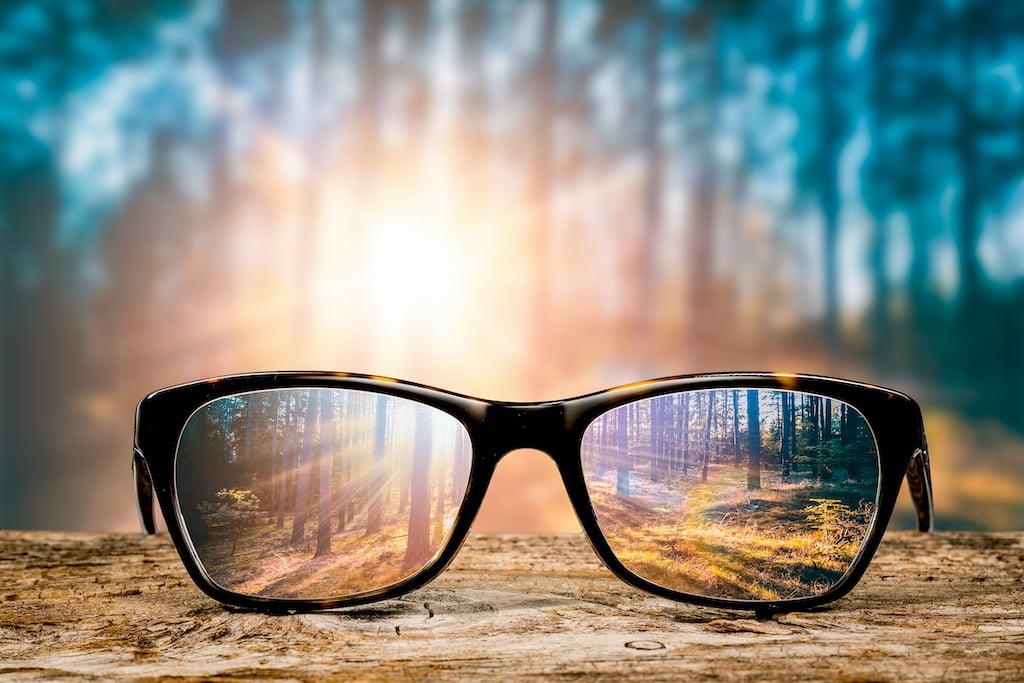 Eye Glasses Contact Lenses