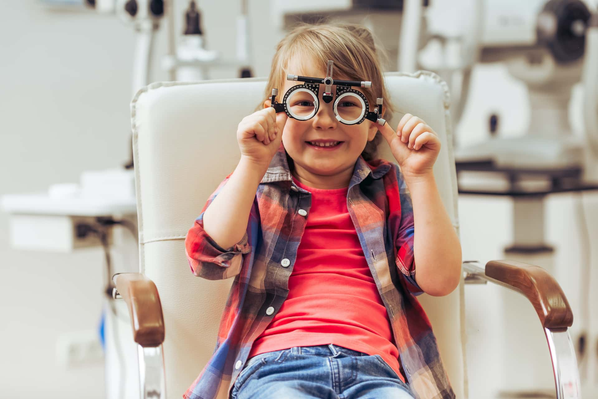 InSight Optometry and Vision Therapy kids