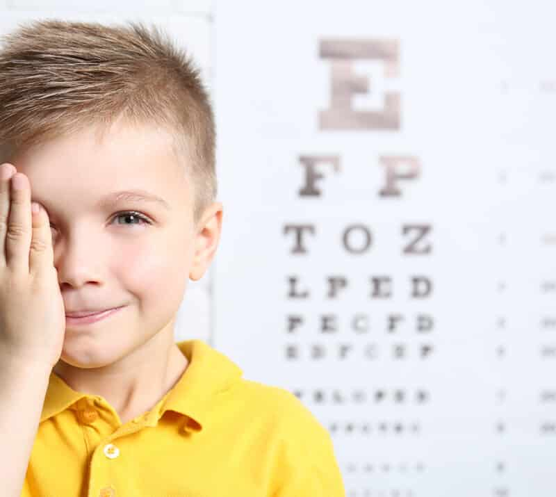 Infant Eye Exams and Vision Therapy Langley | Optometry Near me