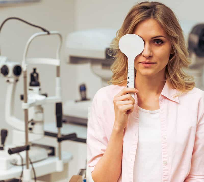 insight eye doctor Langley vision therapy