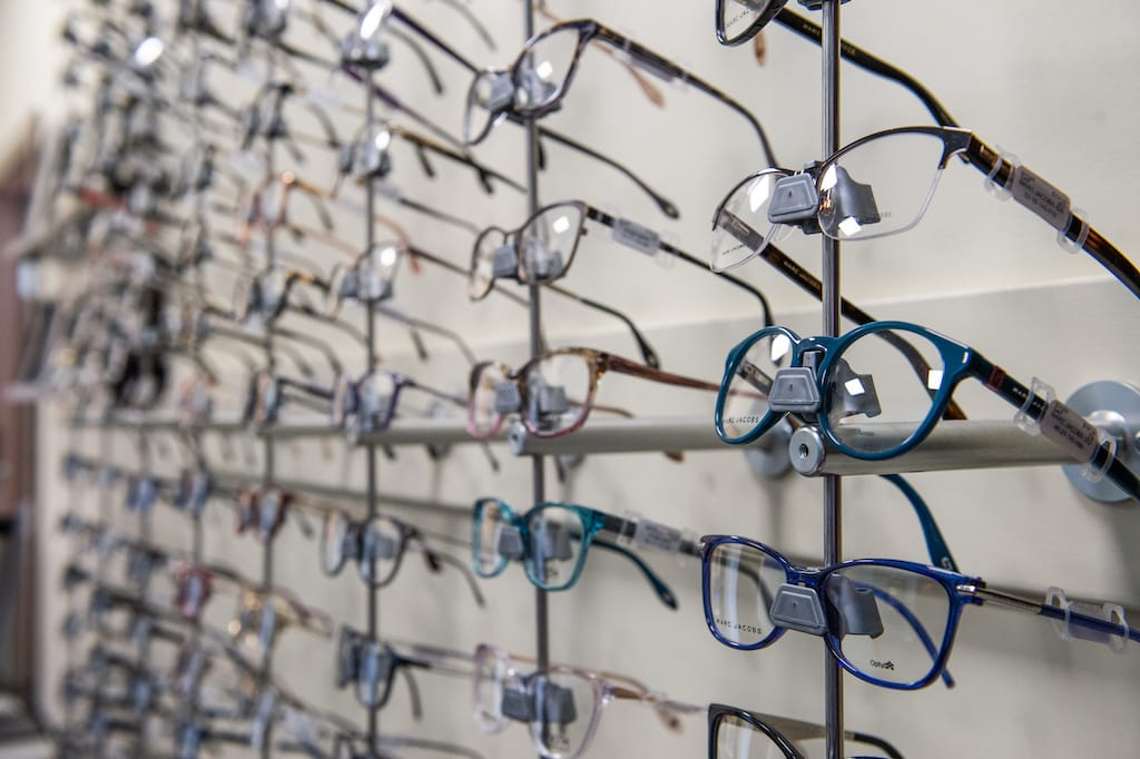 InSight Optometry vision Langley eyeglasses