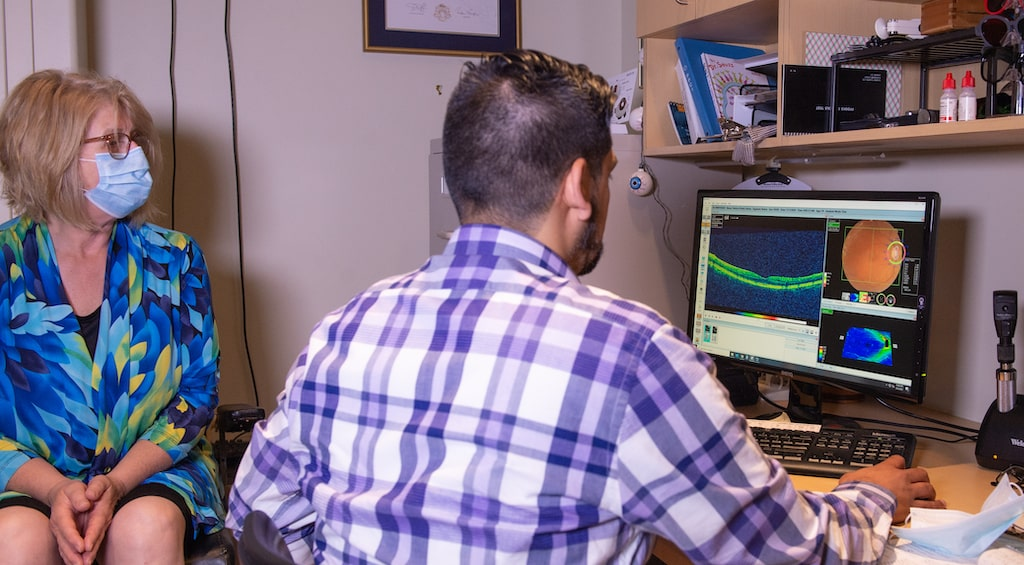 InSight Optometry vision Langley result eye exam
